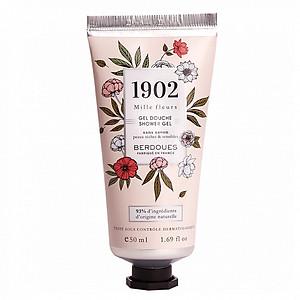 Sữa tắm dạng gel hương nước hoa Pháp Berdoues 1902 Shower Gel 50ml [QC-Tiki]