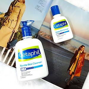 Sữa Rửa Mặt Dịu Nhẹ Cetaphil Gentle Skin Cleanser 500ml