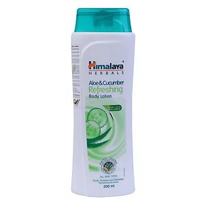 Sữa Dưỡng Thể Lô Hội Và Quả Dưa Chuột Tươi Mát Cho Da Himalaya Herbals (200ml) [QC-Tiki]