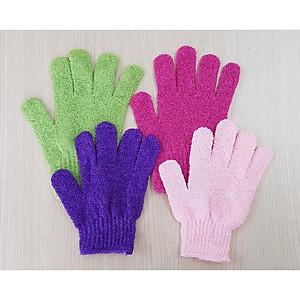 Găng tay tắm - combo 2 đôi [QC-Tiki]