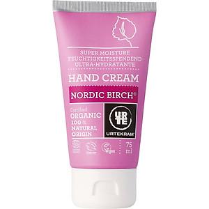 Kem dưỡng da tay hữu cơ Urtekram - Nordic Birch [QC-Tiki]
