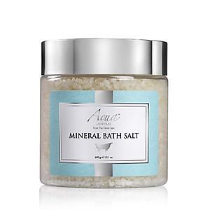 Muối tắm khoáng làm sáng da AQUA MINERAL-MINERAL BATH SALT [QC-Tiki]