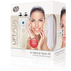 Máy trị liệu nâng cơ và trẻ hóa da mặt Lift Plus 60 Second Face Lift RIO FALI6 [QC-Tiki]
