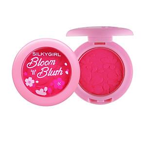 Phấn Má Hồng SILKYGIRL Bloom 'N' Blush [QC-Tiki]