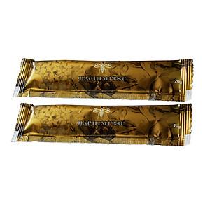 Bộ 2 Thực Phẩm Sâm Ngâm Mật Ong Nhật Bản Dạng Gói Hachimitsu Ginseng Honey Tăng Cường Sinh Lý Sinh Lực Nam Giới - 2 gói [QC-Tiki]