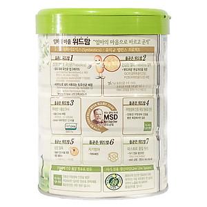Sữa With Mom số 1 750g (0-6 tháng)