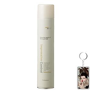 Gôm mềm Mugens Natural Spray tạo kiểu cho tóc, giữ nếp lâu Hàn Quốc 300g [QC-Tiki]