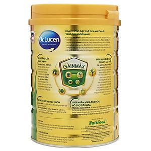 Sữa bột Dr.Lucen GAINMAX 900g tăng cân