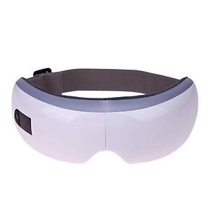 Máy massage mắt tích hợp Bluetooth nghe nhạc thư giãn MD043W [QC-Tiki]