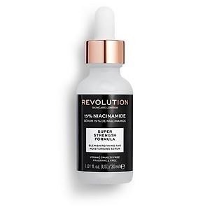 Tinh chất Revolution Beauty 15% Niacinamide - 30ml [QC-Tiki]