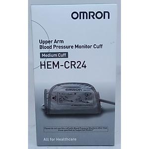 Vòng Bít Đo Huyết Áp Bắp Tay Omron HEM-CR24-C1-M [QC-Tiki]