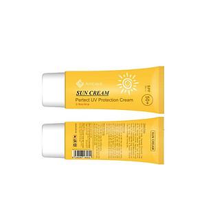 Kem chống nắng Sun Cream Ambere - chống lại được cả tia UVA và tia UVB (Chăm sóc da mặt) [QC-Tiki]