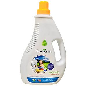 Nước Giặt Máy Hương Ocean Breeze Layer Clean (2L / Chai)