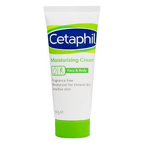 Kem dưỡng ẩm không gây kích ứng da Cetaphil Moisturizing Cream 50g
