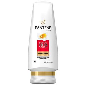 Dầu xả Pantene Pro-V Radiant Color Shine 355ml dành cho tóc nhuộm - USA [QC-Tiki]