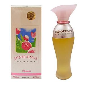 Tinh dầu nước hoa nữ Dubai Rasasi Innocence Eau De Parfum 65ML For Women [QC-Tiki]