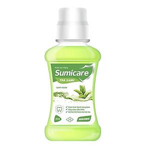 Nước Súc Miệng Sumicare Trà Xanh (Lọ 250 ml) [QC-Tiki]