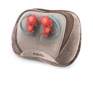 Gối massage USA công nghệ 3D Shiatsu HoMedics SP-100HA nhập khẩu chính hãng USA [QC-Tiki]
