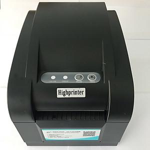 Máy in nhãn Highprinter HP-400U
