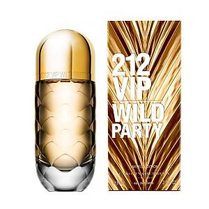 Nước Hoa Nữ Carolina Herrera 212 VIP Wild Party - Eau De Toilette (80ml) [QC-Tiki]