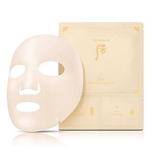 Mặt nạ chống lão hóa Whoo Bichup Moisture Anti-aging 3 step Mask [QC-Tiki]