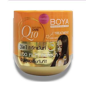 Kem Ủ Tóc BOYA Q10 Hair Treatment Phục Hồi Và Giúp Tóc Mềm Mượt THÁI LAN [QC-Tiki]