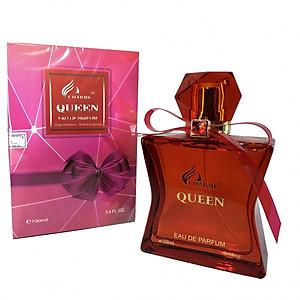 Nước Hoa Nữ Charme Queen quyến rũ, gợi cảm (100ml) [QC-Tiki]