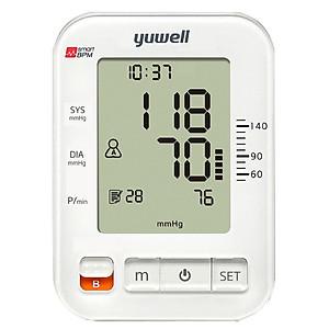 Máy đo huyết áp điện tử bắp tay Yuwell YE680A [QC-Tiki]
