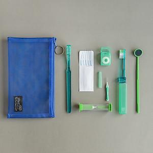 Bộ Kit chăm sóc răng chỉnh nha/ niềng răng. [QC-Tiki]