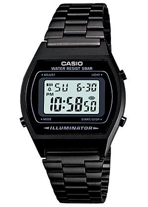 Đồng hồ unisex dây kim loại Casio B640WB-1ADF