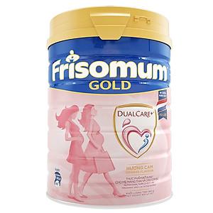 Sữa Bột Friso mum Gold Hương Cam (900g)