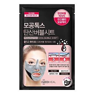 Mặt nạ thải độc Mediheal Mogongtox Soda Bubble Sheet