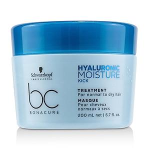 Dầu hấp ủ tóc Schwarzkopf BC Bonacure Hualuron Moisture Kick Micellar Treatment giữ ẩm tóc khô giòn và xoăn Đức 200ml [QC-Tiki]