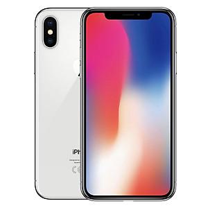 Điện Thoại iPhone X VN/A - Hàng Chính Hãng VN/A - Silver - 64GB