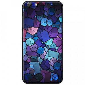 Ốp lưng dành cho Vivo Y69 mẫu Viên đá xanh