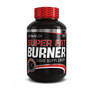 Thực Phẩm Bổ Sung Hỗ trợ Đốt Mỡ Super Fat Burner BiotechUSA [QC-Tiki]