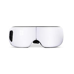 Kính massage mắt kiêm loa Bluetooth thư giãn chống mệt mỏi [QC-Tiki]