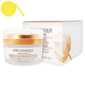 Kem Chống Lão Hóa Vùng Mắt Organique Precious Age-Reverse Eye Cream (20ml) - Tặng Kèm Mút Rửa Mặt [QC-Tiki]