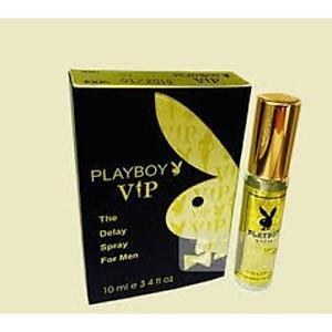 Chai xịt Playboy Vip - kéo dài thời gian quan hệ [QC-Tiki]