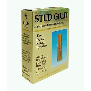 Chai xịt Stud Gold - kéo dài thời gian [QC-Tiki]