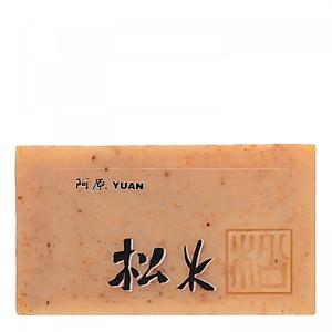 Xà Phòng Gỗ Thông YUAN Pine Tree Soap 100g [QC-Tiki]