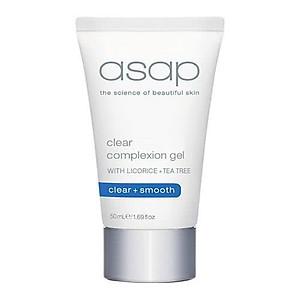 Gel ngừa mụn asap clear complexion gel 50ml [QC-Tiki]