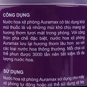 Xịt phòng Auramax 300ml