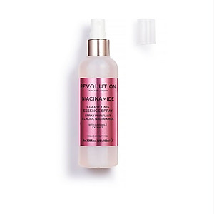 Tinh chất dưỡng kháng mụn, se lỗ chân lông, dạng xịt Revolution Beauty Niacinamide Clarifying Essence Spray 100ml [QC-Tiki]