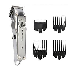 Tông đơ cắt tóc kemei 1997 chuyên nghiệp [QC-Tiki]