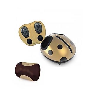 Máy massage chân Gintell G-Beetle Plus Tặng Kèm Gối Massage G-Minnie EZ [QC-Tiki]