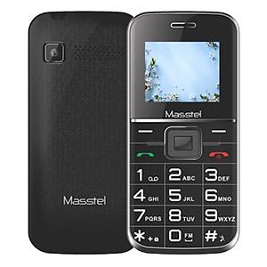 Điện thoại Masstel Fami 12 - Hàng Chính Hãng - Vàng