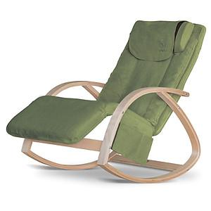 Ghế Massage Thư Giãn- VV01B - Màu Xanh - Hiện đại, trẻ trung, hệ thống massage Thái [QC-Tiki]