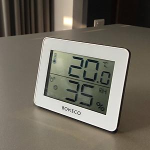 Nhiệt ẩm kế BONECO X200 (Nhập khẩu Thụy Sĩ) [QC-Tiki]