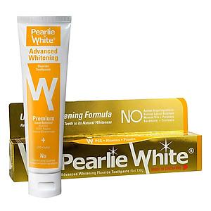 Kem Đánh Răng Làm Trắng Răng Pearlie White [QC-Tiki]